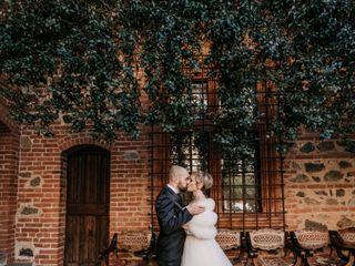 Le nozze di Enrica e Lorenzo