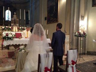 Le nozze di Chiara e Mario 1