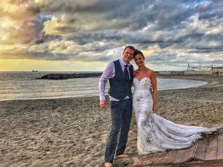 Le nozze di Nadia e Lukasz