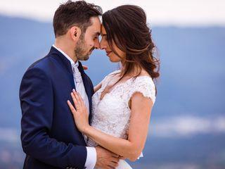 Le nozze di Fadoua e Davide