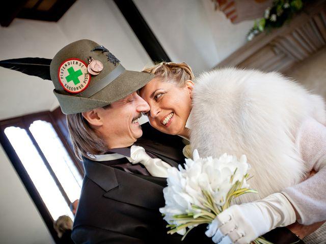 Il matrimonio di Leonardo e Anna a Carate Brianza, Monza e Brianza 1
