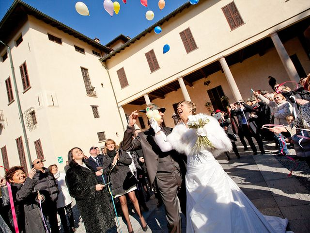 Il matrimonio di Leonardo e Anna a Carate Brianza, Monza e Brianza 6
