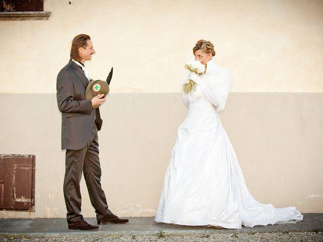 Il matrimonio di Leonardo e Anna a Carate Brianza, Monza e Brianza 7