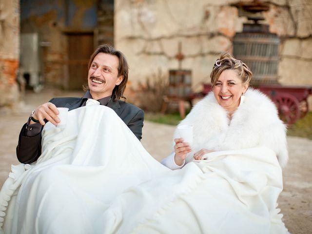 Il matrimonio di Leonardo e Anna a Carate Brianza, Monza e Brianza 13