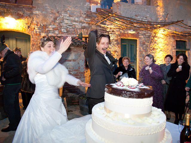 Il matrimonio di Leonardo e Anna a Carate Brianza, Monza e Brianza 15
