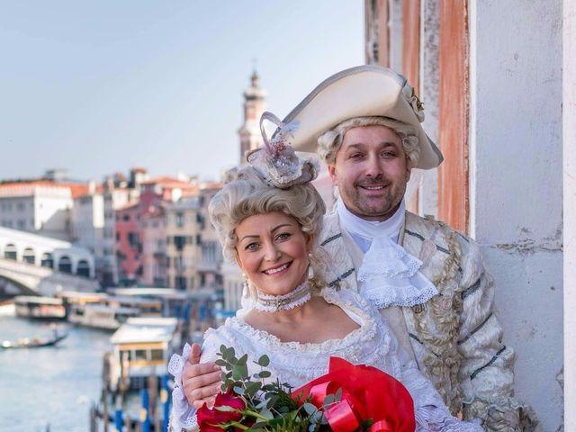 Il matrimonio di Cristian e Cristina a Venezia, Venezia 4