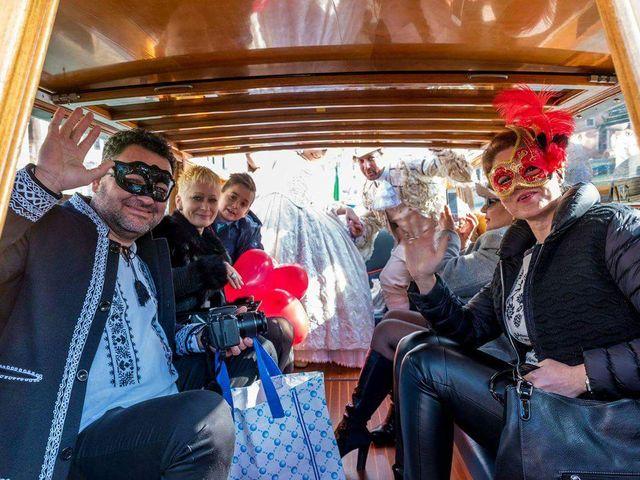 Il matrimonio di Cristian e Cristina a Venezia, Venezia 1