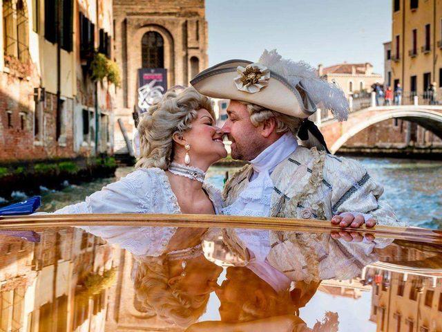 Il matrimonio di Cristian e Cristina a Venezia, Venezia 2