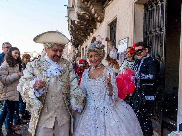 Il matrimonio di Cristian e Cristina a Venezia, Venezia 7