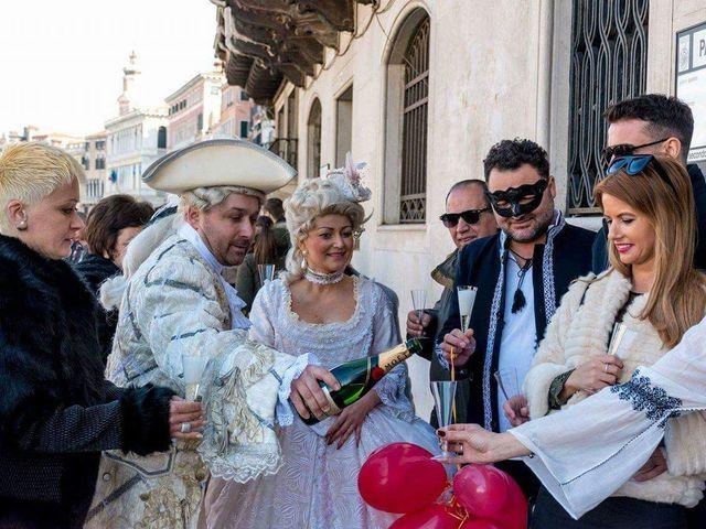 Il matrimonio di Cristian e Cristina a Venezia, Venezia 8