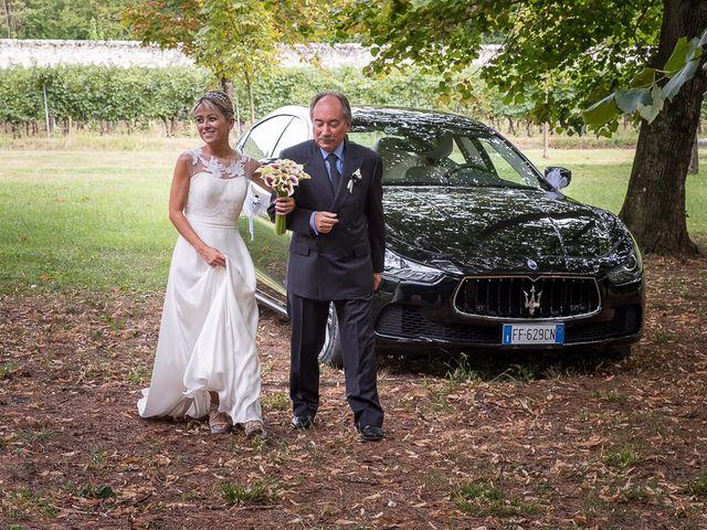 Il matrimonio di Marco e Caterina a Negrar, Verona 8