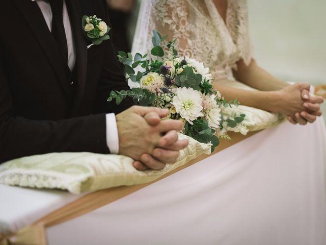 Il matrimonio di Gian Mario e Pina a Sorso, Sassari 38