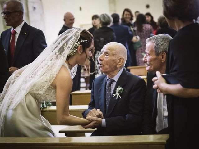 Il matrimonio di Gian Mario e Pina a Sorso, Sassari 40
