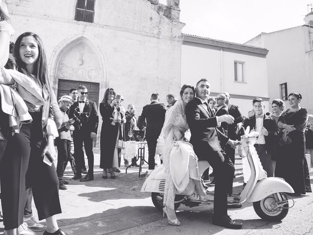 Il matrimonio di Gian Mario e Pina a Sorso, Sassari 45