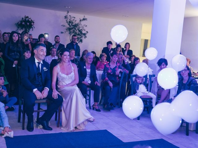 Il matrimonio di Gian Mario e Pina a Sorso, Sassari 88