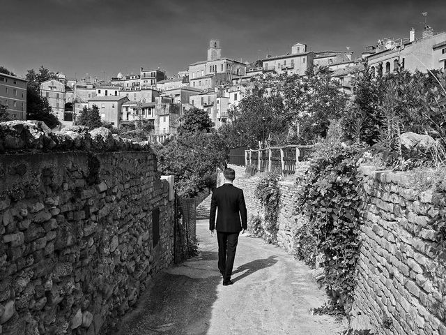 Il matrimonio di Marco e Ramona a Porto Sant'Elpidio, Fermo 25