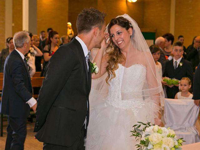 Il matrimonio di Marco e Ramona a Porto Sant'Elpidio, Fermo 34