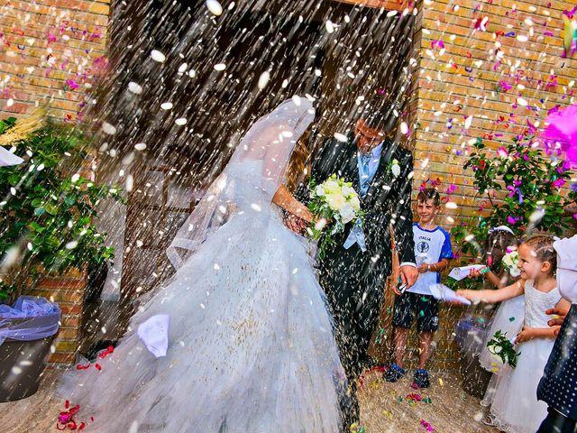 Il matrimonio di Marco e Ramona a Porto Sant'Elpidio, Fermo 41