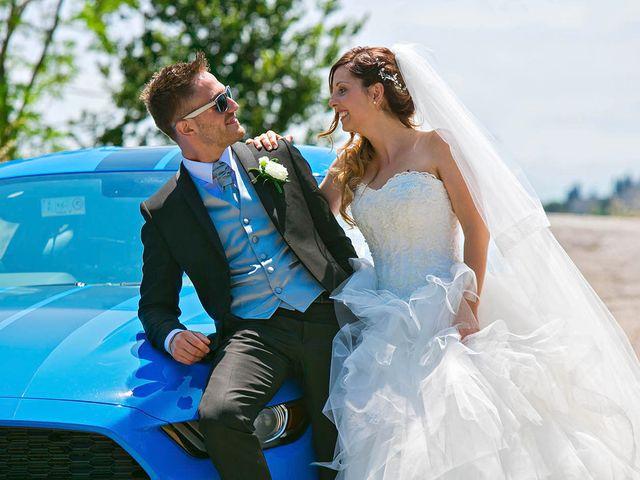 Il matrimonio di Marco e Ramona a Porto Sant'Elpidio, Fermo 1