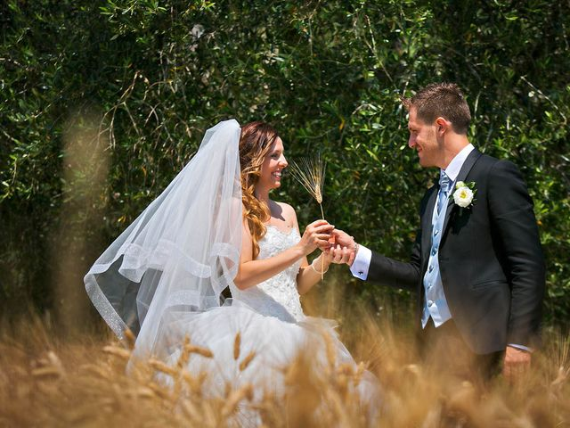 Il matrimonio di Marco e Ramona a Porto Sant'Elpidio, Fermo 45