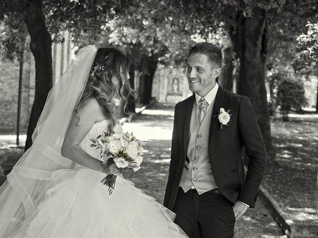 Il matrimonio di Marco e Ramona a Porto Sant'Elpidio, Fermo 50