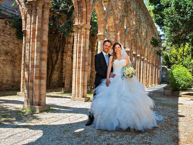 Il matrimonio di Marco e Ramona a Porto Sant'Elpidio, Fermo 53