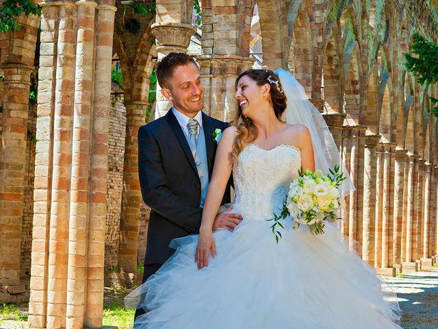 Il matrimonio di Marco e Ramona a Porto Sant'Elpidio, Fermo 54