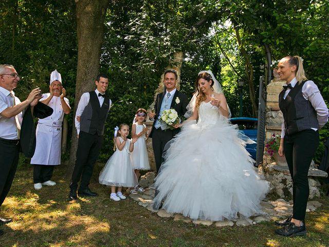 Il matrimonio di Marco e Ramona a Porto Sant'Elpidio, Fermo 57