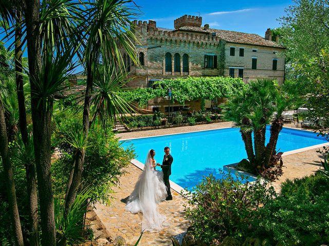 Il matrimonio di Marco e Ramona a Porto Sant'Elpidio, Fermo 61