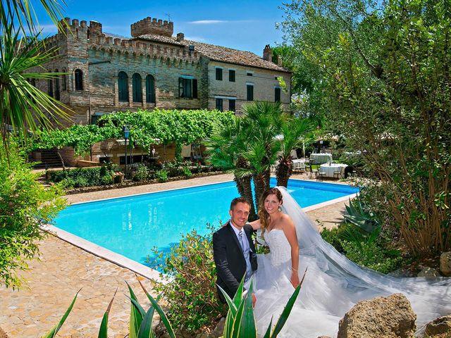 Il matrimonio di Marco e Ramona a Porto Sant'Elpidio, Fermo 62