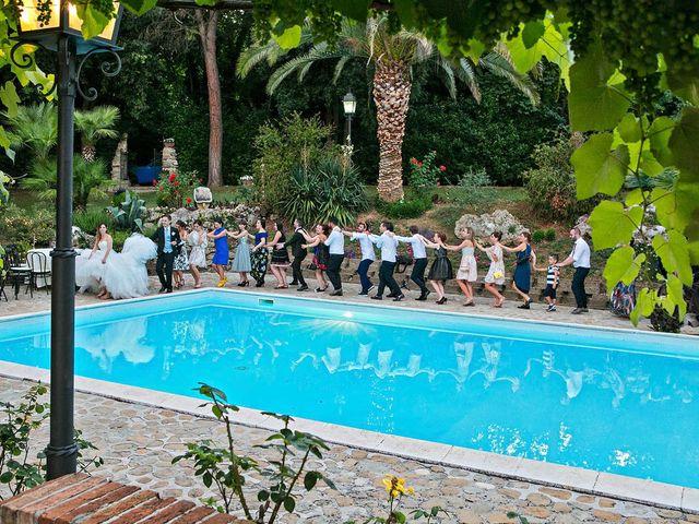 Il matrimonio di Marco e Ramona a Porto Sant'Elpidio, Fermo 70