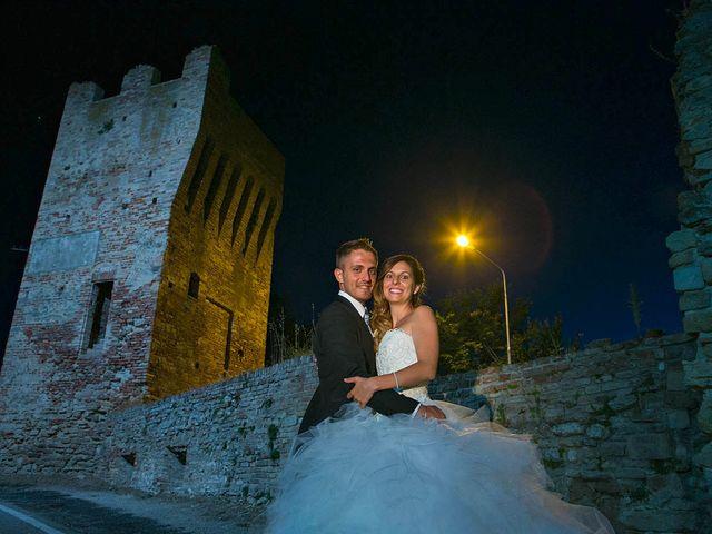 Il matrimonio di Marco e Ramona a Porto Sant'Elpidio, Fermo 81