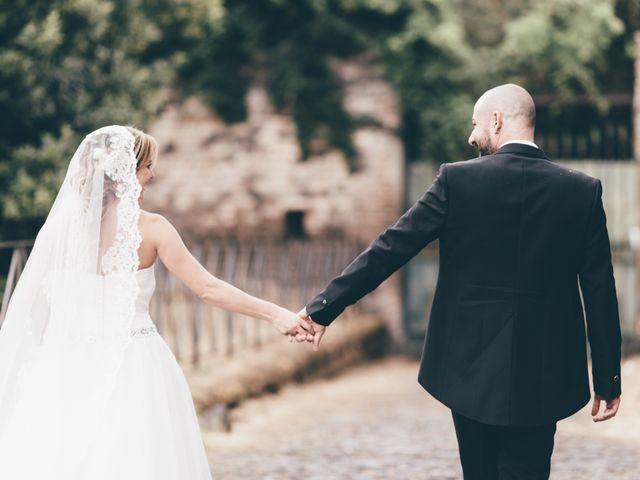 Il matrimonio di Valerio e Michela a Roma, Roma 1