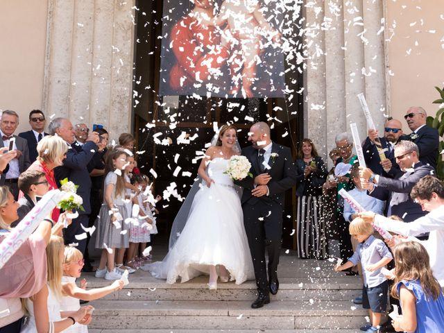 Il matrimonio di Valerio e Michela a Roma, Roma 3