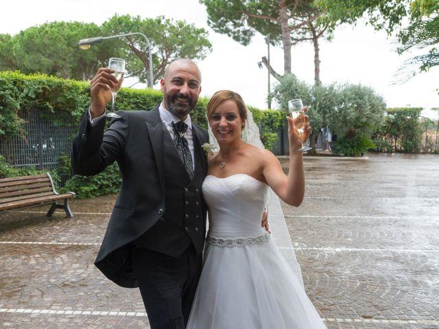 Il matrimonio di Valerio e Michela a Roma, Roma 4