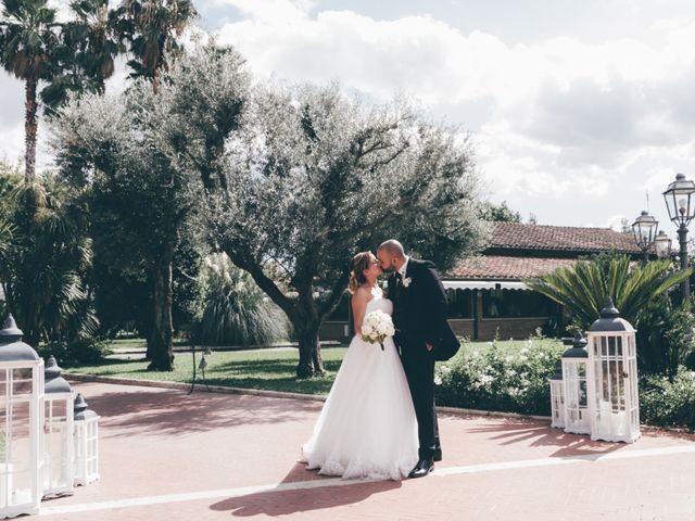 Il matrimonio di Valerio e Michela a Roma, Roma 6