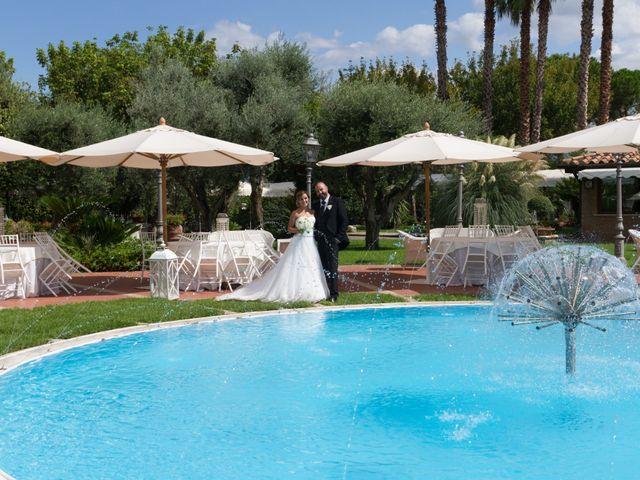 Il matrimonio di Valerio e Michela a Roma, Roma 7