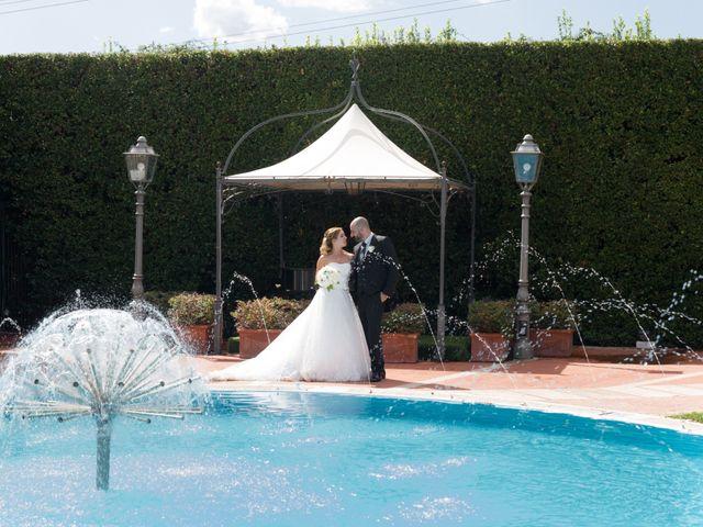 Il matrimonio di Valerio e Michela a Roma, Roma 8