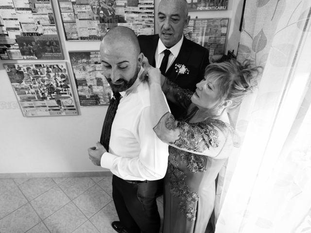 Il matrimonio di Valerio e Michela a Roma, Roma 12