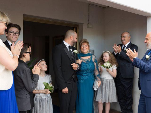 Il matrimonio di Valerio e Michela a Roma, Roma 14