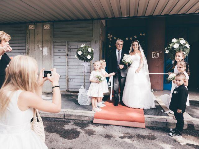 Il matrimonio di Valerio e Michela a Roma, Roma 21