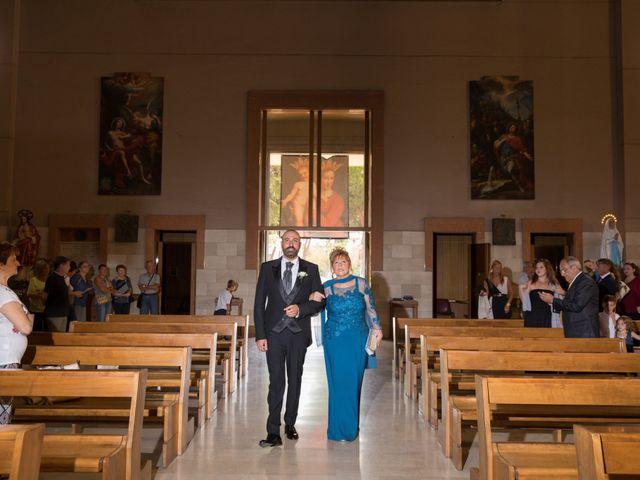 Il matrimonio di Valerio e Michela a Roma, Roma 23