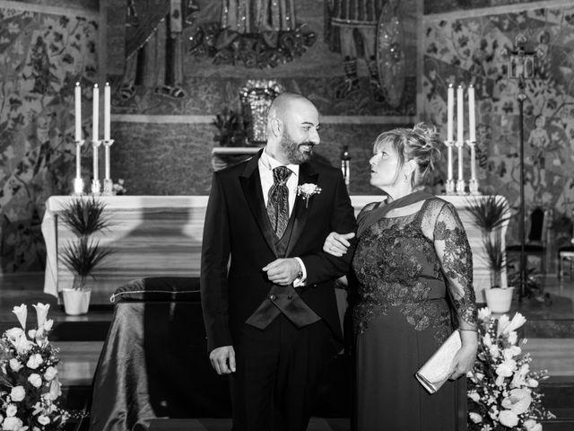 Il matrimonio di Valerio e Michela a Roma, Roma 24