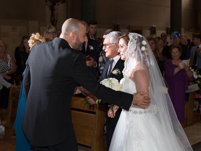 Il matrimonio di Valerio e Michela a Roma, Roma 27
