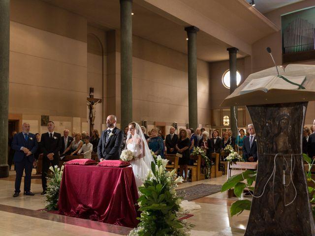 Il matrimonio di Valerio e Michela a Roma, Roma 28