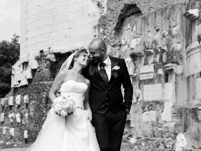 Il matrimonio di Valerio e Michela a Roma, Roma 34