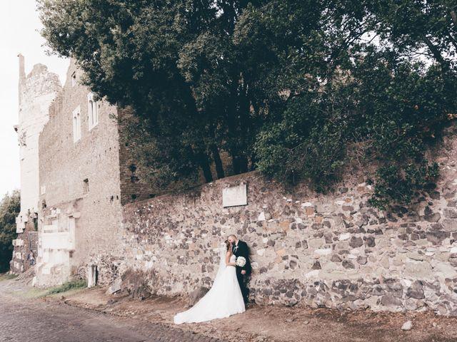 Il matrimonio di Valerio e Michela a Roma, Roma 35