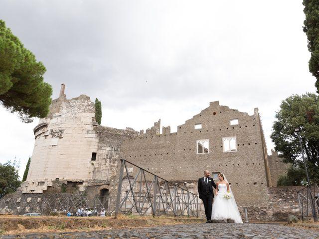 Il matrimonio di Valerio e Michela a Roma, Roma 36