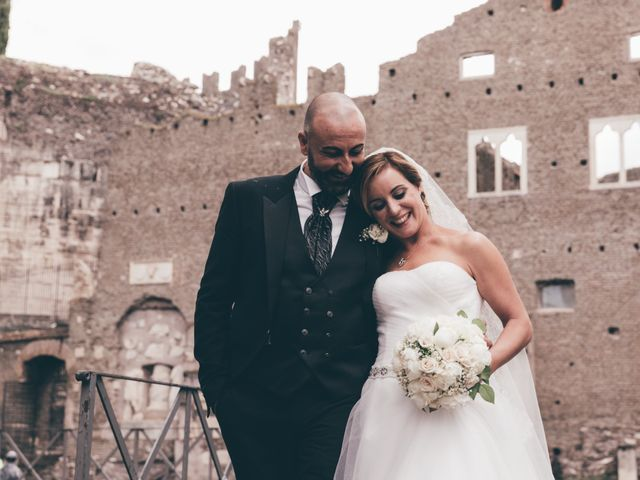 Il matrimonio di Valerio e Michela a Roma, Roma 37