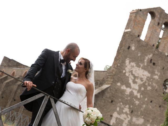 Il matrimonio di Valerio e Michela a Roma, Roma 38